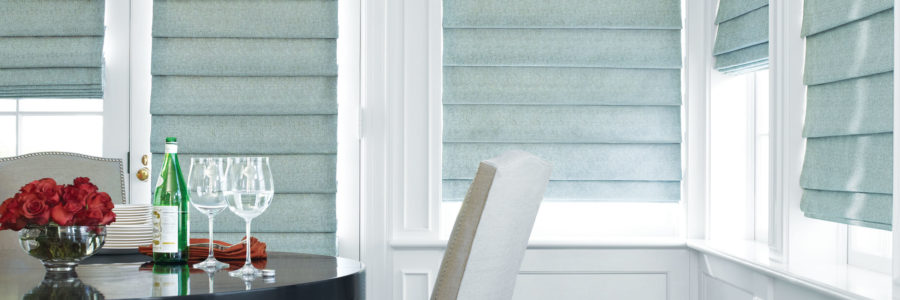 Roman Shades - Window Coverings