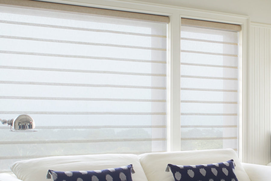 Roman Shades - Hunter Douglas